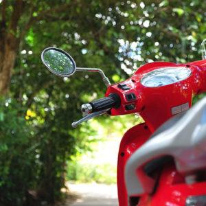 small motorbike rental