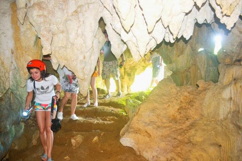 hacienda maria cave