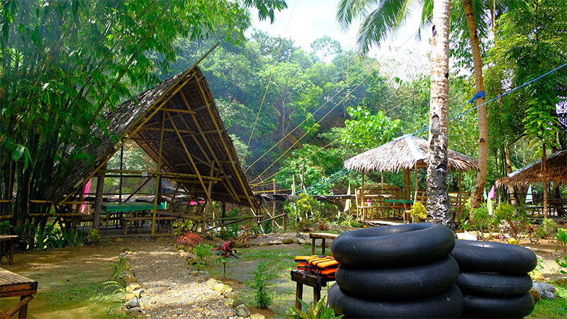 nabaoy river camp