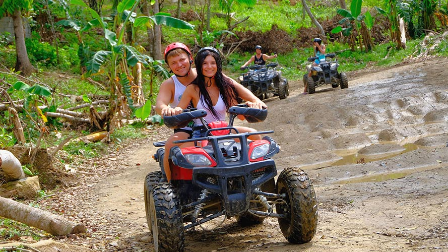 Off Road ATV - Mainland Adventures